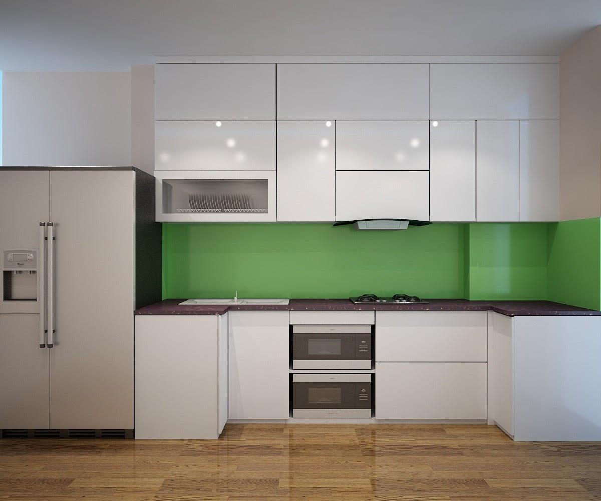 Tủ bếp nhựa Đài Loan có độ bền cao hơn so với tủ gỗ công nghiệp