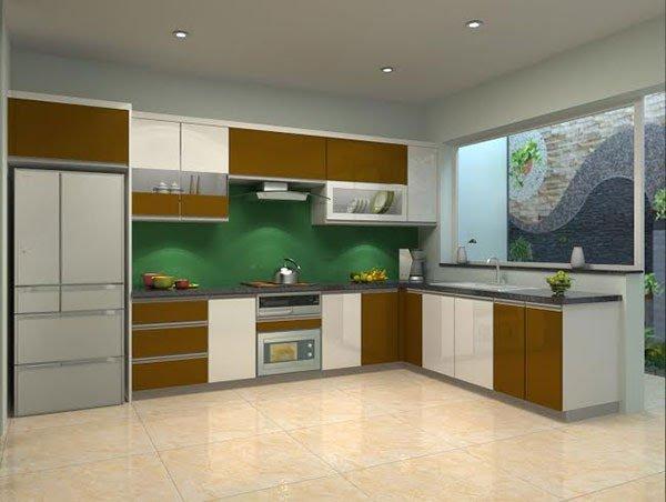 Tủ bếp chống cháy giúp đảm bảo an toàn cho người sử dụng